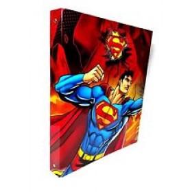 Raccoglitore anelli Superman
