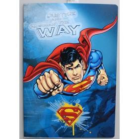 Quaderno Superman Quadretto 1 cm