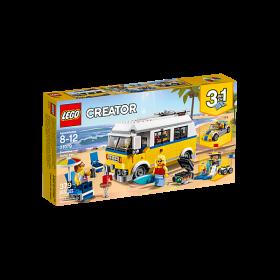 Lego Creator Surfen surf giallo