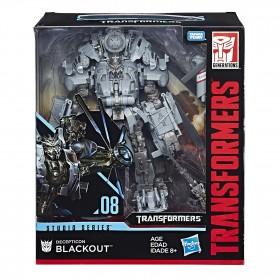 Takara Transformers studio serie Blackout