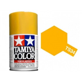 Camel Yellow Tamiya Spray