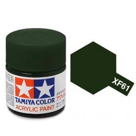 Acrylic XF61 Dark Green 23ml Bottle