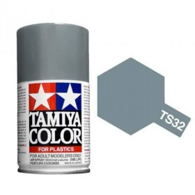 Haze Gray Tamiya Spray
