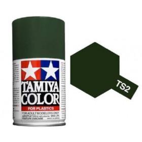 Tamiya Color Spray Dark Green