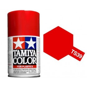 Bright Red Tamiya color spray