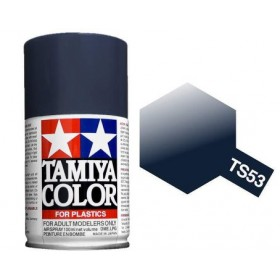 Deep Metallic Blue Tamiya Spray