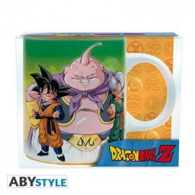 Dragon Ball Z Gotenk & Trunks VS Majin Buu