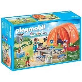 Playmobil  Family Fun tenda dei campeggiatori