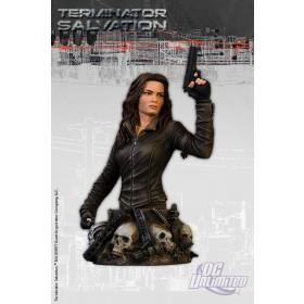 Terminator Salvation Blair  Williams Bust