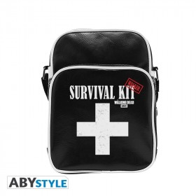 "THE WALKING DEAD - Messenger Bag ""Survival kit""- Vinyl Small"