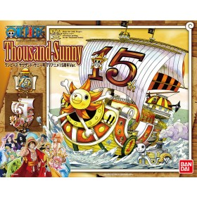 Thousand Sunny TV Animation 15th Anniversary Ver.  by Bandai
