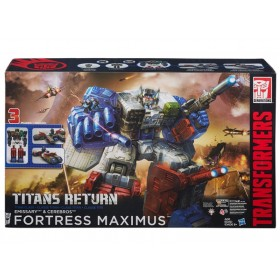 Hasbro Titans Return Fortress Maximus
