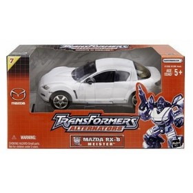 Transformers Alternatos Honda Mazda RX-8 Meister Hasbro