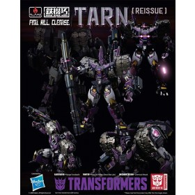 Transformers Kuro Kara Kuri Action Figure Tarn (Reissue)