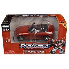 Transformers Alternatos Honda S2000 Windcharger Hasbro