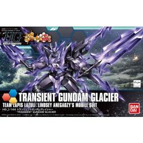 Transient Gundam Glacier HGBF Bandai