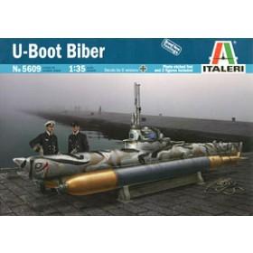 Biber Midget Submarine
