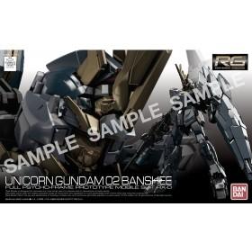 Gundam Unicorn Banhsee Norn LTD RG Bandai