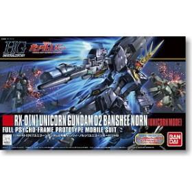 Unicorn Gundam 02 Banshee Norn HGUC