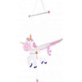 Unicorno oscillante