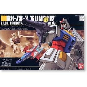 Universal Century Serie RX-78-2 Gundam HG