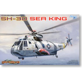 US Navy Sea King SH-3D