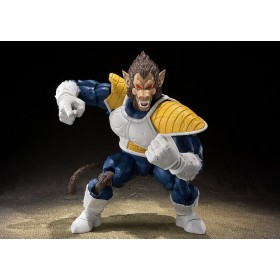 Dragon Ball Great Ape Vegeta S.H. Figuarts