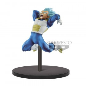 Dragon Ball Super Chosenshiretsuden PVC Statue SSGSS Vegeta