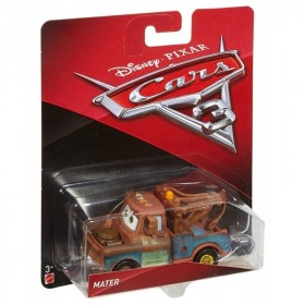 Cars die cast Mater