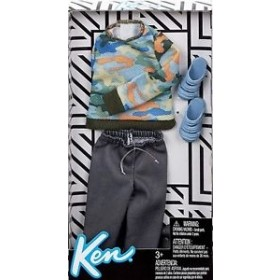 Barbie Fashion Ken cloth