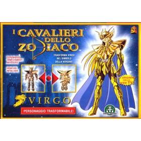 Virgo Cavalieri dello Zodiaco Giochi Preziosi