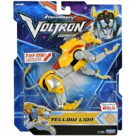 Voltron Legendary Defender Basic Yellow Lion Giochi Preziosi