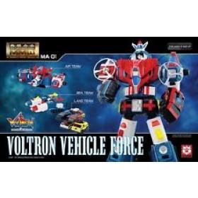 Voltron Vehicle Dairugger die cast