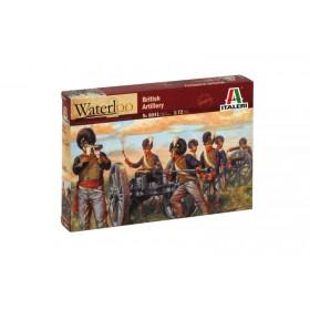 Waterloo 200 years british artillery