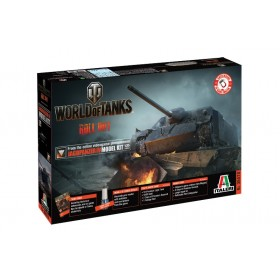 World of Tanks - Jagdpanzer IV Italeri