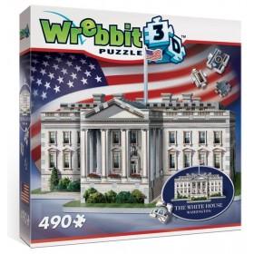 Wrebbit White House 3D Puzzle