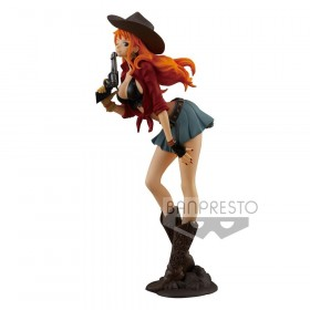 One Piece Treasure Cruise World Journey PVC Statue Nami