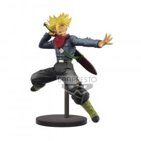 Dragon Ball Super Chosenshiretsuden PVC Statue SSJ Future Trunks