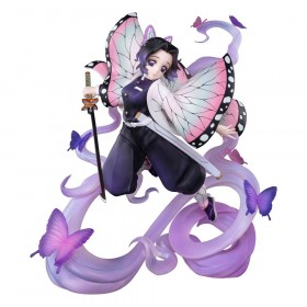 Demon Slayer Zero Shinobu Kocho insect