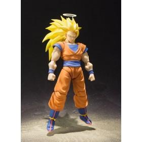 Dragonball Z S.H. Figuarts Action Figure SSJ 3 Son Goku