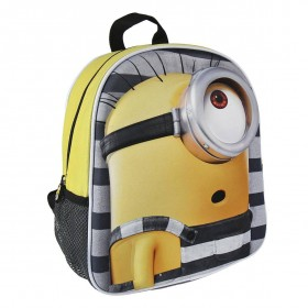 Despicable Me 3D Backpack Bob
