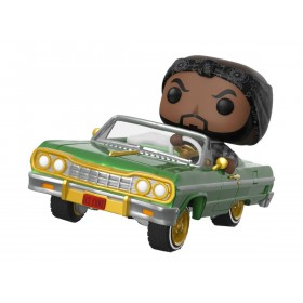 Funko- Pop Rides Ice Cube in Impala
