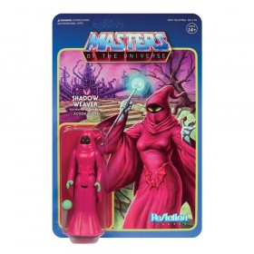 Masters of the Universe ReAction Action Figure Wave 5 Shadow Weaver