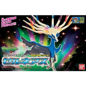 Pokemon Plastic Model Collection Select Series Xerneas by Bandai