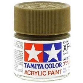 XF-49 Khaki. Tamiya Color Acrylic Paint (Flat) – Colori opachi
