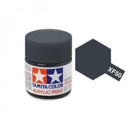 XF-50 Field Blue. Tamiya Color Acrylic Paint (Flat) – Colori opachi