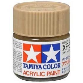 XF-59 Desert Yellow. Tamiya Color Acrylic Paint (Flat) – Colori opachi