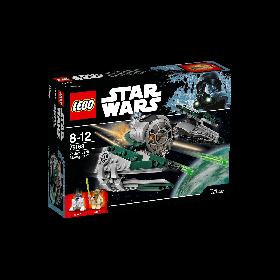 Yoda Starfighter Lego