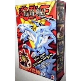 Yu Gi Oh Model kit Blue Eyes Mattel