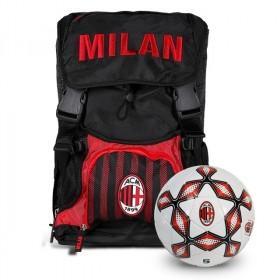 Zaino Milan Con pallone